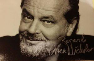 celebrity autographs through the mail